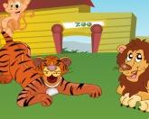 Веселый зоопарк