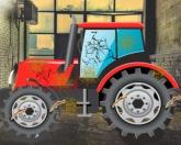 Починка трактора