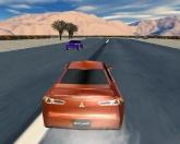 Пустынное шоссе