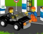 Лего заправка