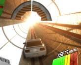 Тачка в тоннеле 3D