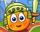 Спасение апельсина-рыцаря