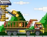 Лего транспорт