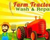 Мойка и ремонт тракторов