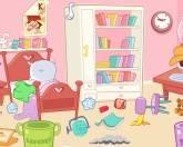 Очистить комнату Сары