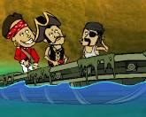 Кусай пиратов