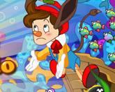 Пиноккио - скрытые предметы