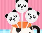 Панда леденцы