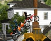 Мотоциклы и трюки