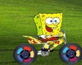 Спанч Боб гонки 4