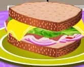 Турецкий сэндвич