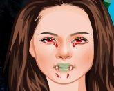 Белла у зубного