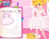 Дизайн платья 3