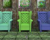 3 стула - побег