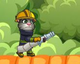 Кот Том Пожарник 2