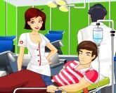 Поцелуй в больнице