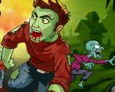 Стрельба по зомби