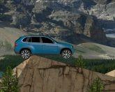 BMW X5 в горах