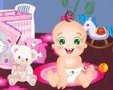 Дизайн детской комнаты Рози