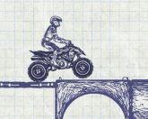 Рисованные гонки