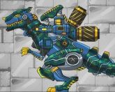 Дино робот 11