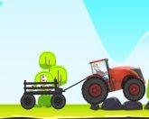 Трактор и бездорожье
