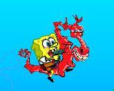 Спанч Боб и Морской Дракон