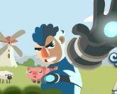 Спасение свиней