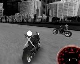Стильные мотогонки 3D