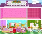 Обставь кукольный дом
