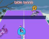 Теннис в Школе монстров