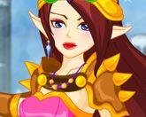 Принцесса воительница