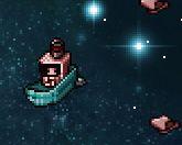 Космический рыбак