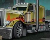 Огромный грузовик