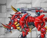 Дино робот 13