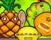 Нападение фруктов мутантов