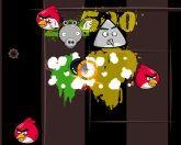 Злые птицы: Расстрел