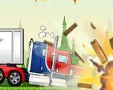 Подрыв грузовика