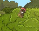 Тимми - летающее бревно
