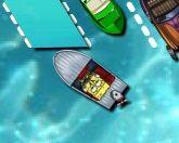 Лодка Спанч Боба