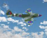 Боевой самолет 2