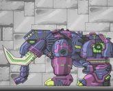 Мамонт робот
