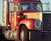 Брутальный грузовик