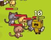 Кошачьи разборки 2