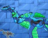 Дино робот 15
