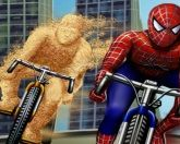 Велогонки Спайдермена