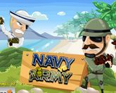 Армия против флота