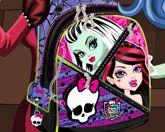 Рюкзак для школы монстров