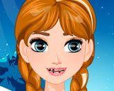 Анна лечит зубы
