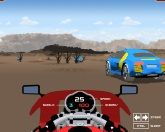 Мотогонки в пустыне